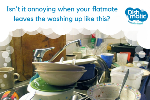 Don't let Dirty Dishes end a good friendship