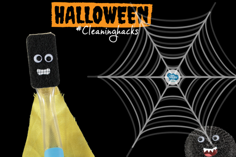 Halloween #Cleaninghacks!