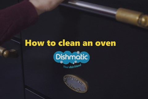 #CleaningHack: How to Clean an Oven