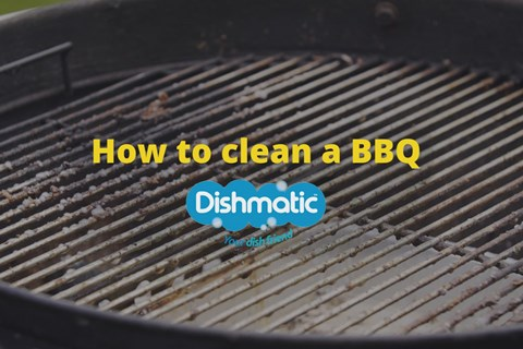 #CleaningHack: How to Clean a BBQ