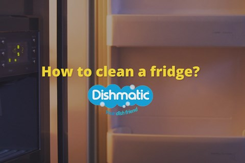 #CleaningHack: How to Clean a Fridge