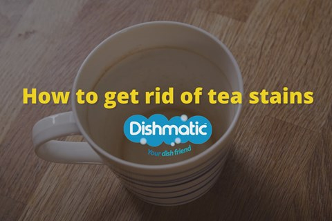 #CleaningHack: Getting Rid of Tea Stains