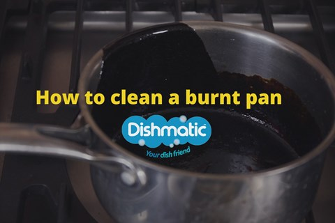 #CleaningHack: How to Clean a Burnt Pan