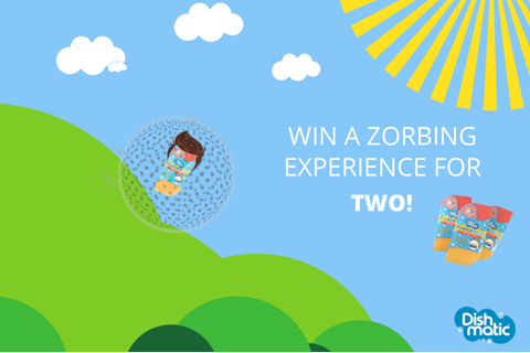 Win a Zorbing Adventure for Two!