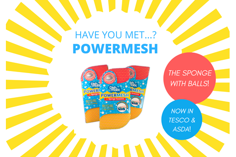 POWERMESH Launches in Tesco