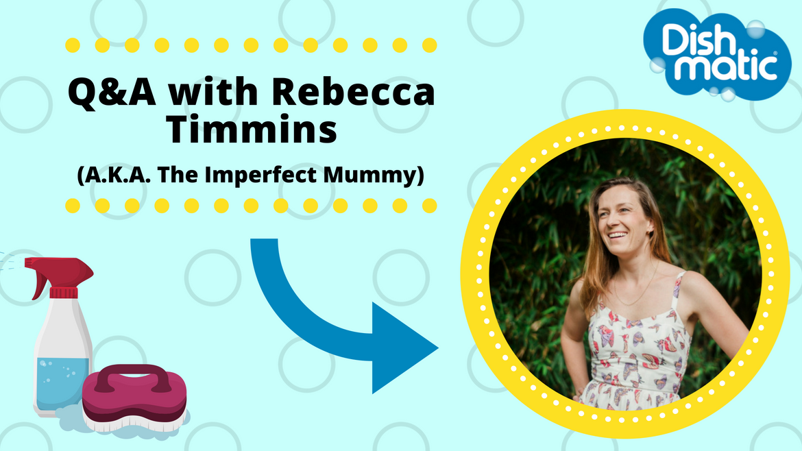 Q&A with Rebecca Timmins, A.K.A. The Imperfect Mummy