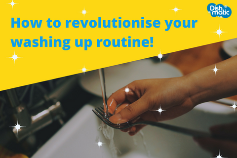 How to revolutionise your washing up routine