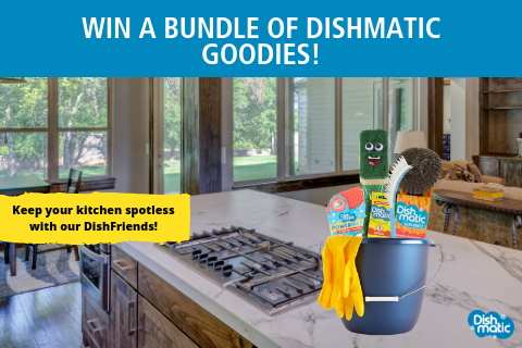 WIN a student bundle of Dishmatic goodies!