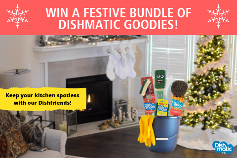 WIN a festive bundle of Dishmatic goodies! (UK)