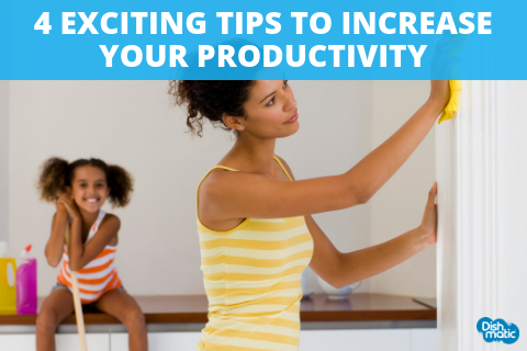 Productivity tips to help you win back time
