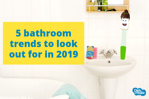 5 bathroom trends to look out for in 2019