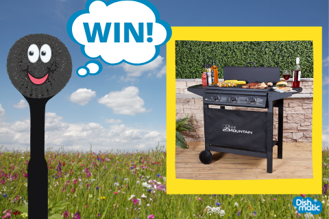 UK & Ireland: WIN a barbecue worth £150!