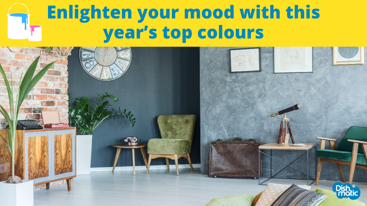 The true art of bringing colour into your home and just how good it will make you feel!
