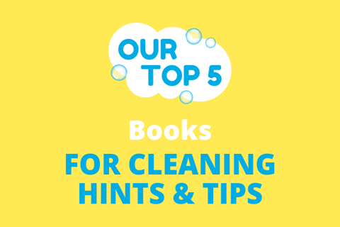 Our Top Five Cleaning Books