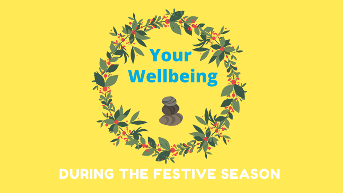 'Tis the season to look after yourself