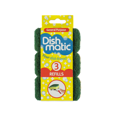 Dishmatic Refils