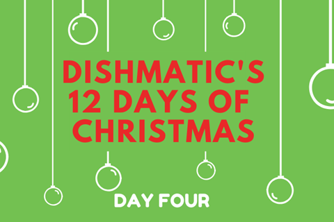 The Dishmatic 12 Days of Christmas giveaway!
