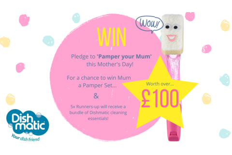 Your Chance to Win a Pamper Set for Your Mum Worth £100!